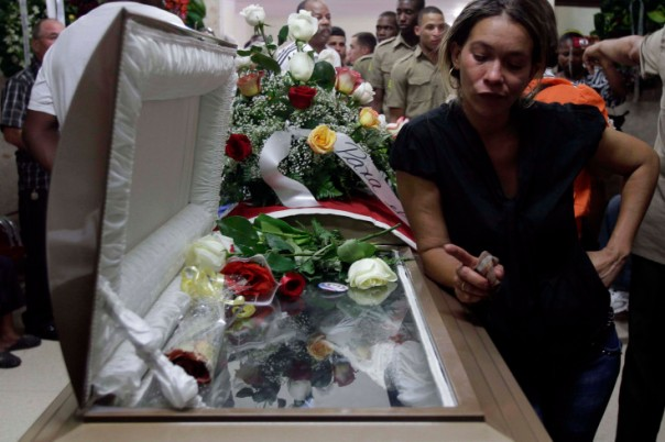 Cuba Teofilo Stevenson Funeral